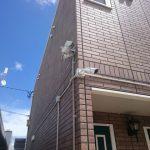 【青森市】賃貸アパート 防犯カメラ設置工事